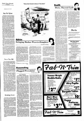 Carrol Daily Times Herald from Carroll, Iowa on June 19, 1974 · Page 3