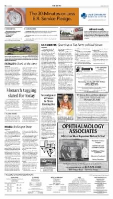 Hood County News from Granbury, Texas on October 13, 2012