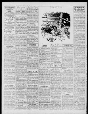 The News and Observer from Raleigh, North Carolina on February 4, 1946 · 4