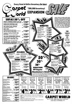 Carrol Daily Times Herald from Carroll, Iowa on June 19, 1974 · Page 10