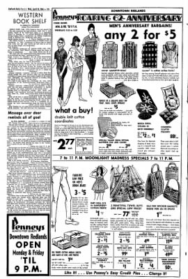 Redlands Daily Facts from Redlands, California on April 15, 1964 · Page 15