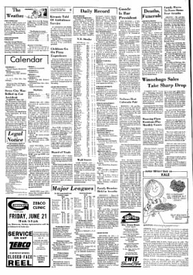 Carrol Daily Times Herald from Carroll, Iowa on June 20, 1974 · Page 2