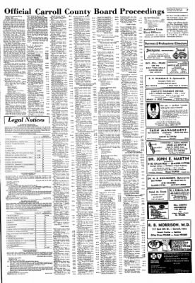 Carrol Daily Times Herald from Carroll, Iowa on June 20, 1974 · Page 7