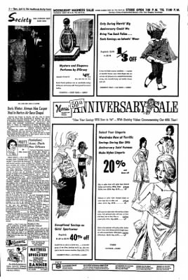 Redlands Daily Facts from Redlands, California on April 16, 1964 · Page 2