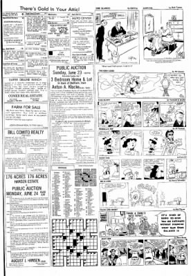 Carrol Daily Times Herald from Carroll, Iowa on June 20, 1974 · Page 9