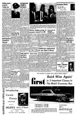 Redlands Daily Facts from Redlands, California on April 16, 1964 · Page 9