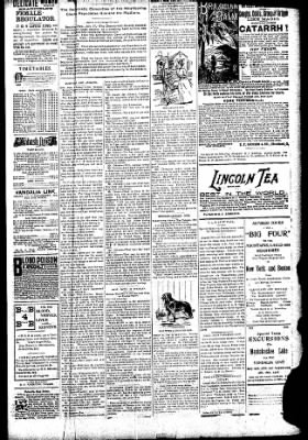 Logansport Pharos-Tribune from Logansport, Indiana on August 9, 1896 · Page 11