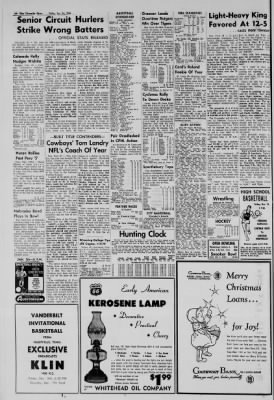 The Lincoln Star from Lincoln, Nebraska on December 16, 1966 · Page 26
