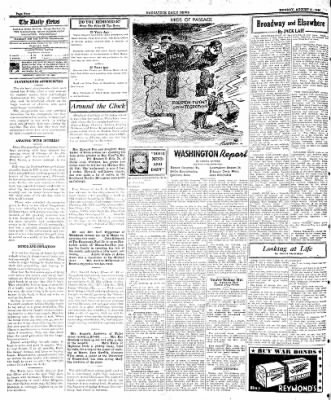 Naugatuck Daily News from Naugatuck, Connecticut on August 21, 1944 · Page 4