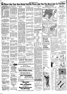 Hope Star from Hope, Arkansas on April 22, 1968 · Page 5