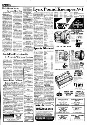 Carrol Daily Times Herald from Carroll, Iowa on June 24, 1974 · Page 5