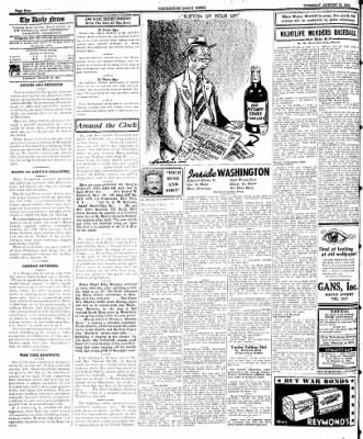 Naugatuck Daily News from Naugatuck, Connecticut on August 22, 1944 · Page 4