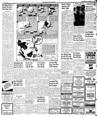 Naugatuck Daily News from Naugatuck, Connecticut on August 23, 1944 · Page 2