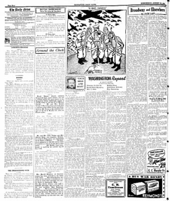 Naugatuck Daily News from Naugatuck, Connecticut on August 23, 1944 · Page 4
