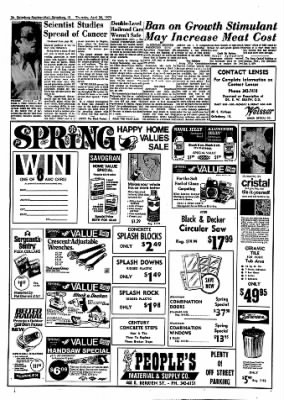 Galesburg Register-Mail from Galesburg, Illinois on April 26, 1973 · Page 26