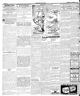 Naugatuck Daily News from Naugatuck, Connecticut on August 24, 1944 · Page 4