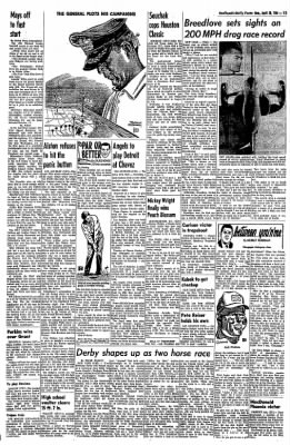 Redlands Daily Facts from Redlands, California on April 20, 1964 · Page 13