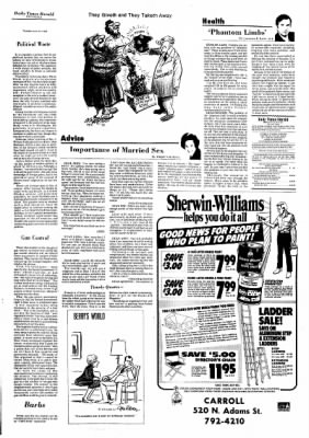 Carrol Daily Times Herald from Carroll, Iowa on June 27, 1974 · Page 3