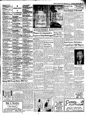 Galesburg Register-Mail from Galesburg, Illinois on July 20, 1963 · Page 7