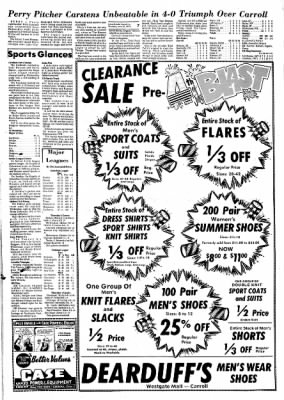 Carrol Daily Times Herald from Carroll, Iowa on June 27, 1974 · Page 7