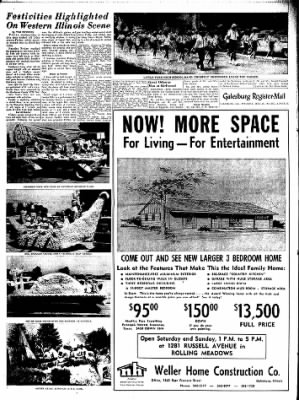 Galesburg Register-Mail from Galesburg, Illinois on July 20, 1963 · Page 11