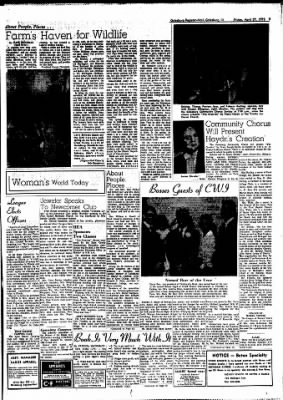 Galesburg Register-Mail from Galesburg, Illinois on April 27, 1973 · Page 11