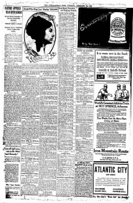 The Indianapolis Star from Indianapolis, Indiana on February 28, 1911 · Page 12