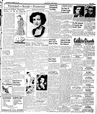 Naugatuck Daily News from Naugatuck, Connecticut on August 26, 1944 · Page 3