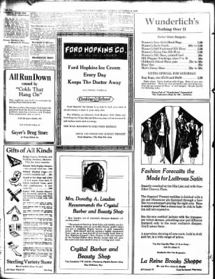 Sterling Standard from Sterling, Illinois on October 19, 1928 · Page 10