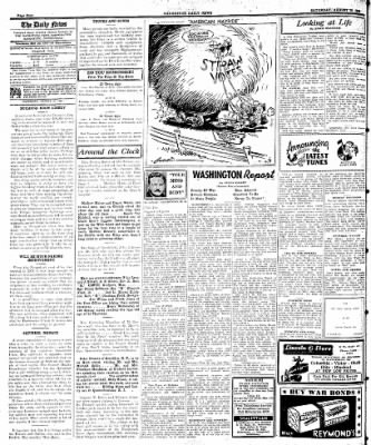 Naugatuck Daily News from Naugatuck, Connecticut on August 26, 1944 · Page 4