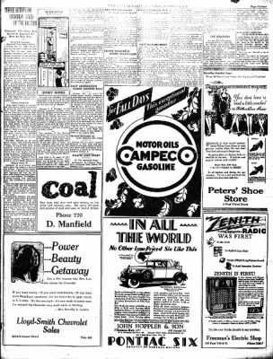 Sterling Standard from Sterling, Illinois on October 19, 1928 · Page 13