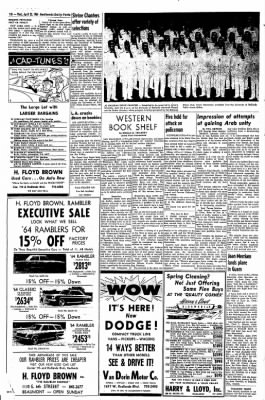 Redlands Daily Facts from Redlands, California on April 22, 1964 · Page 18