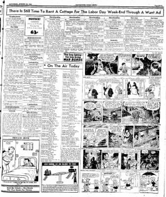 Naugatuck Daily News from Naugatuck, Connecticut on August 26, 1944 · Page 7