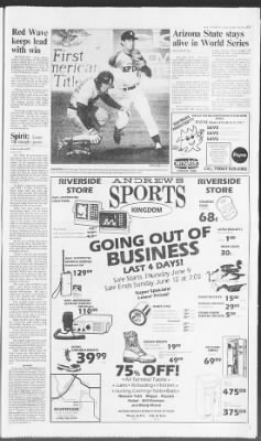 The San Bernardino County Sun from San Bernardino, California on June 9, 1988 · Page 40