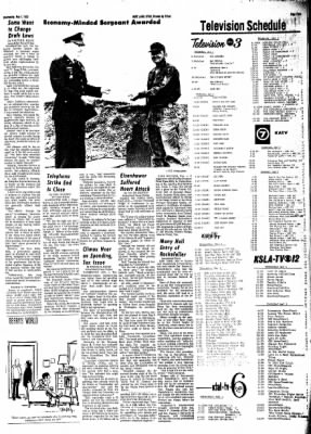 Hope Star from Hope, Arkansas on May 1, 1968 · Page 5