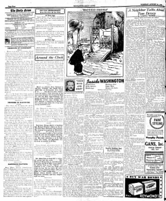 Naugatuck Daily News from Naugatuck, Connecticut on August 29, 1944 · Page 4