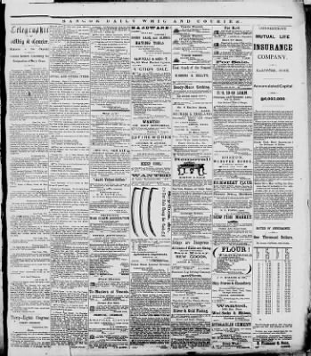 Bangor Daily Whig and Courier from Bangor, Maine on July 1, 1864 · 3