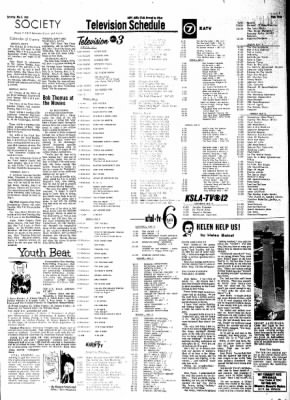 Hope Star from Hope, Arkansas on May 4, 1968 · Page 2