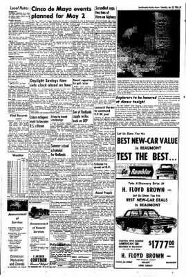 Redlands Daily Facts from Redlands, California on April 25, 1964 · Page 5