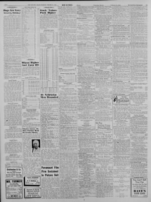 The Lincoln Star from Lincoln, Nebraska on March 27, 1945