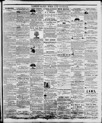 Bangor Daily Whig and Courier from Bangor, Maine on May 4, 1858 · 3