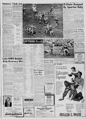 The Lincoln Star from Lincoln, Nebraska on October 7, 1951 · Page 13