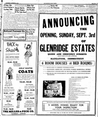 Naugatuck Daily News from Naugatuck, Connecticut on August 31, 1944 · Page 5