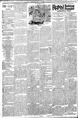 Logansport Pharos-Tribune from Logansport, Indiana on August 11, 1896 · Page 4