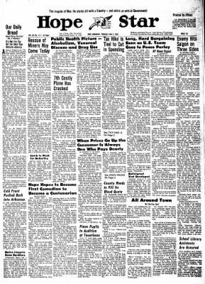 Hope Star from Hope, Arkansas on May 9, 1968 · Page 8