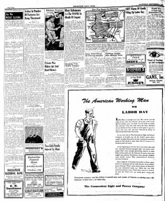 Naugatuck Daily News from Naugatuck, Connecticut on September 2, 1944 · Page 2