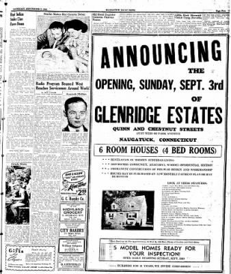 Naugatuck Daily News from Naugatuck, Connecticut on September 2, 1944 · Page 5