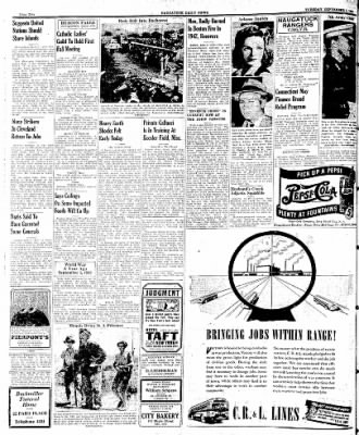 Naugatuck Daily News from Naugatuck, Connecticut on September 5, 1944 · Page 2