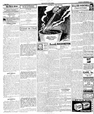 Naugatuck Daily News from Naugatuck, Connecticut on September 5, 1944 · Page 4
