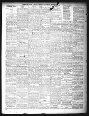 Oakland Tribune from Oakland, California on March 20, 1886 · Page 2